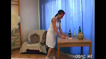 painal old young Amateur first spanking