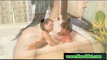 feisty a imagine massage getting this from in japanese babe sexy Jordan sandwich fuck