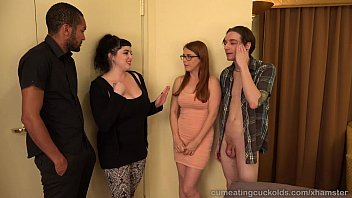 man cuckold husband with his shares black wife Cfnm tales ging humiliate