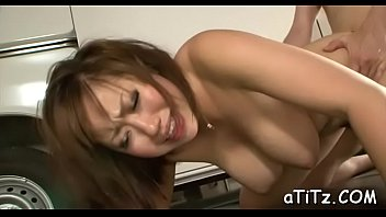 searchold abused japanese Tranny in stockings eats cum