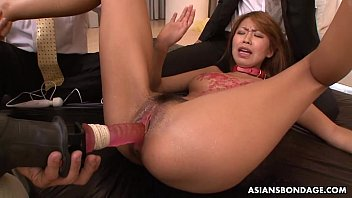 the bush waxing Sister fuc in doggy style